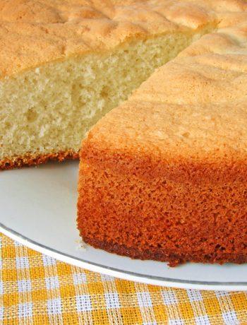 pan di spagna infallibile