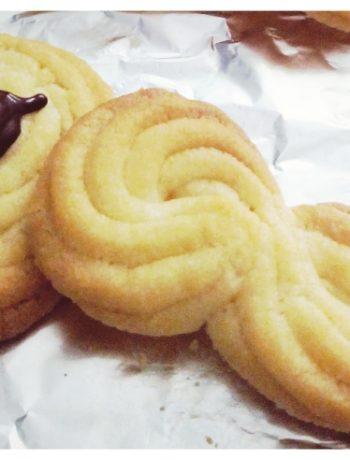 ricetta biscotti viennesi