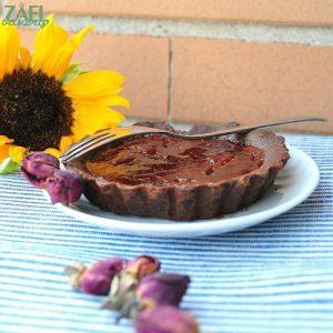 crostata al cacao