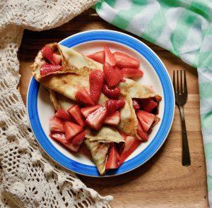 ricetta crepes francesi