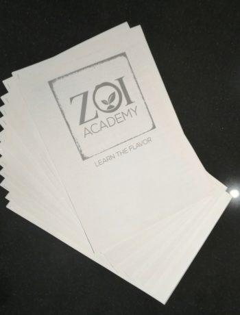 ZOI culinary Academy