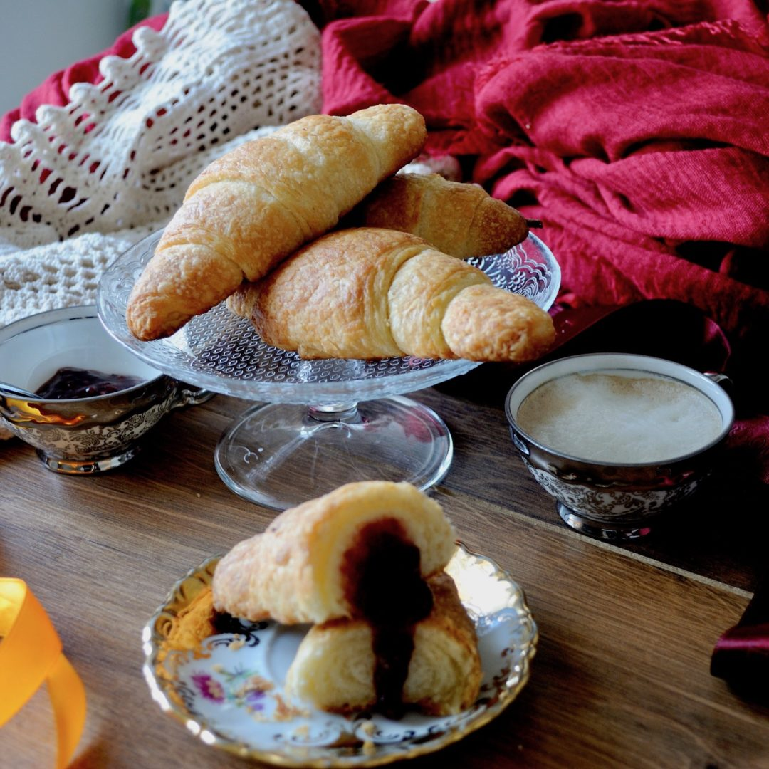 ricetta croissant francesi